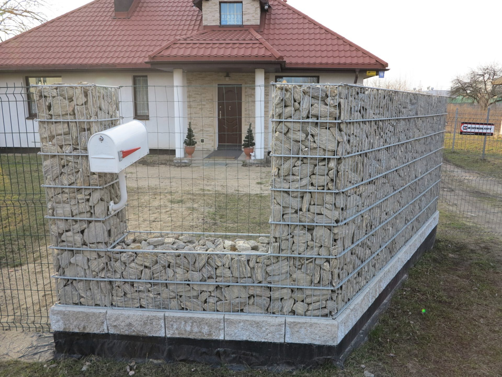 Gabiony Kraków