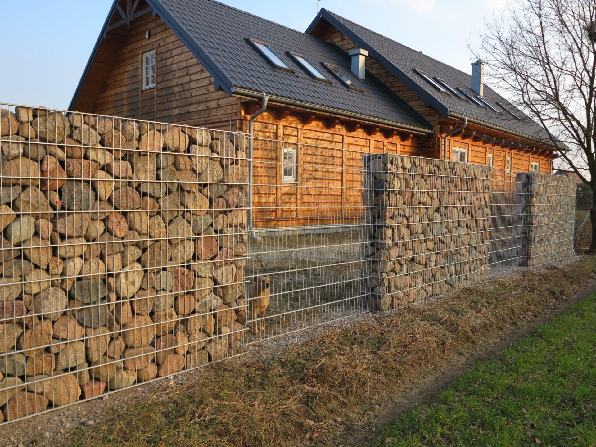 Mur gabionowy Częstochowa
