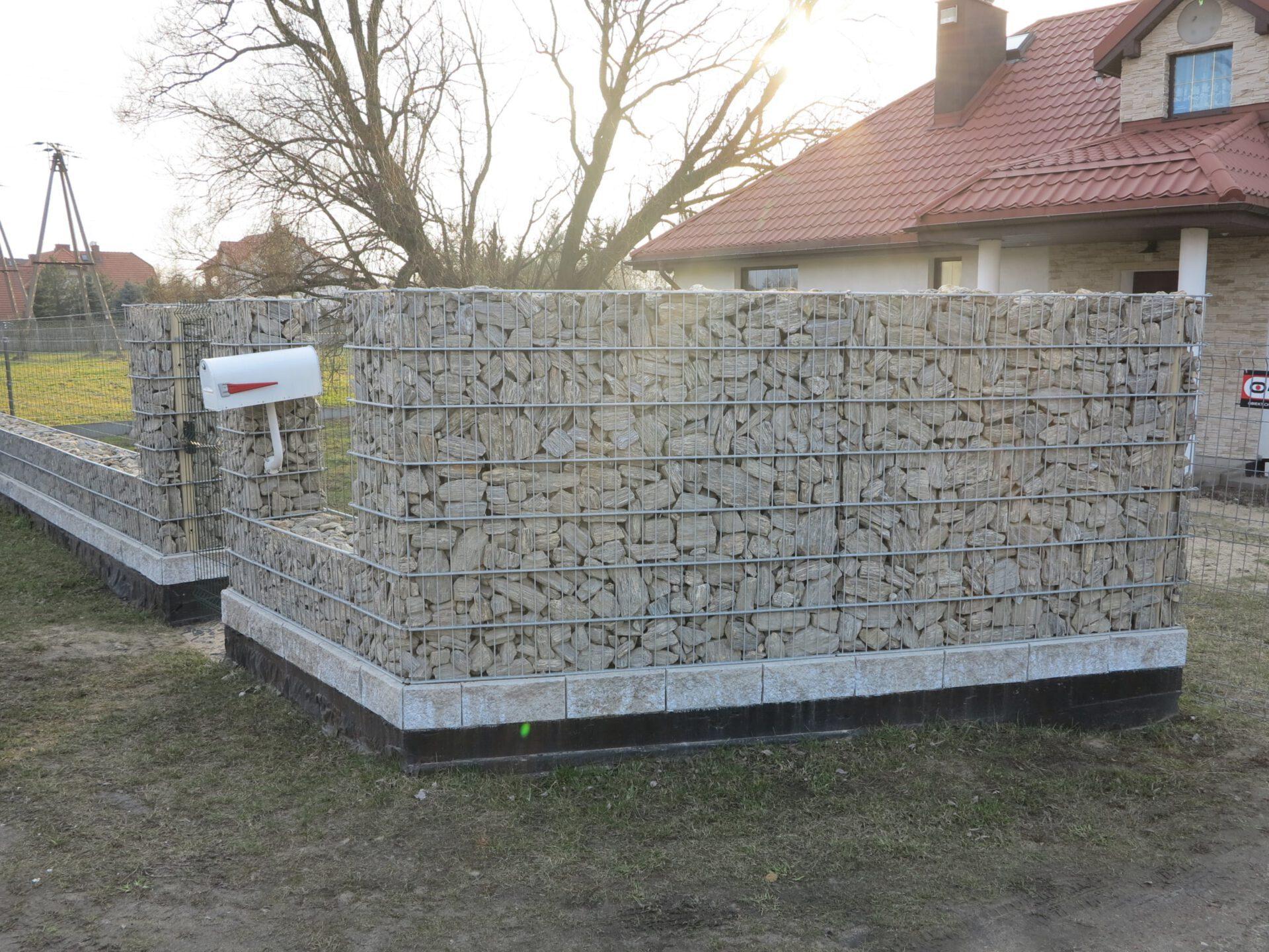 Ogrodzenia gabionowe Kraków