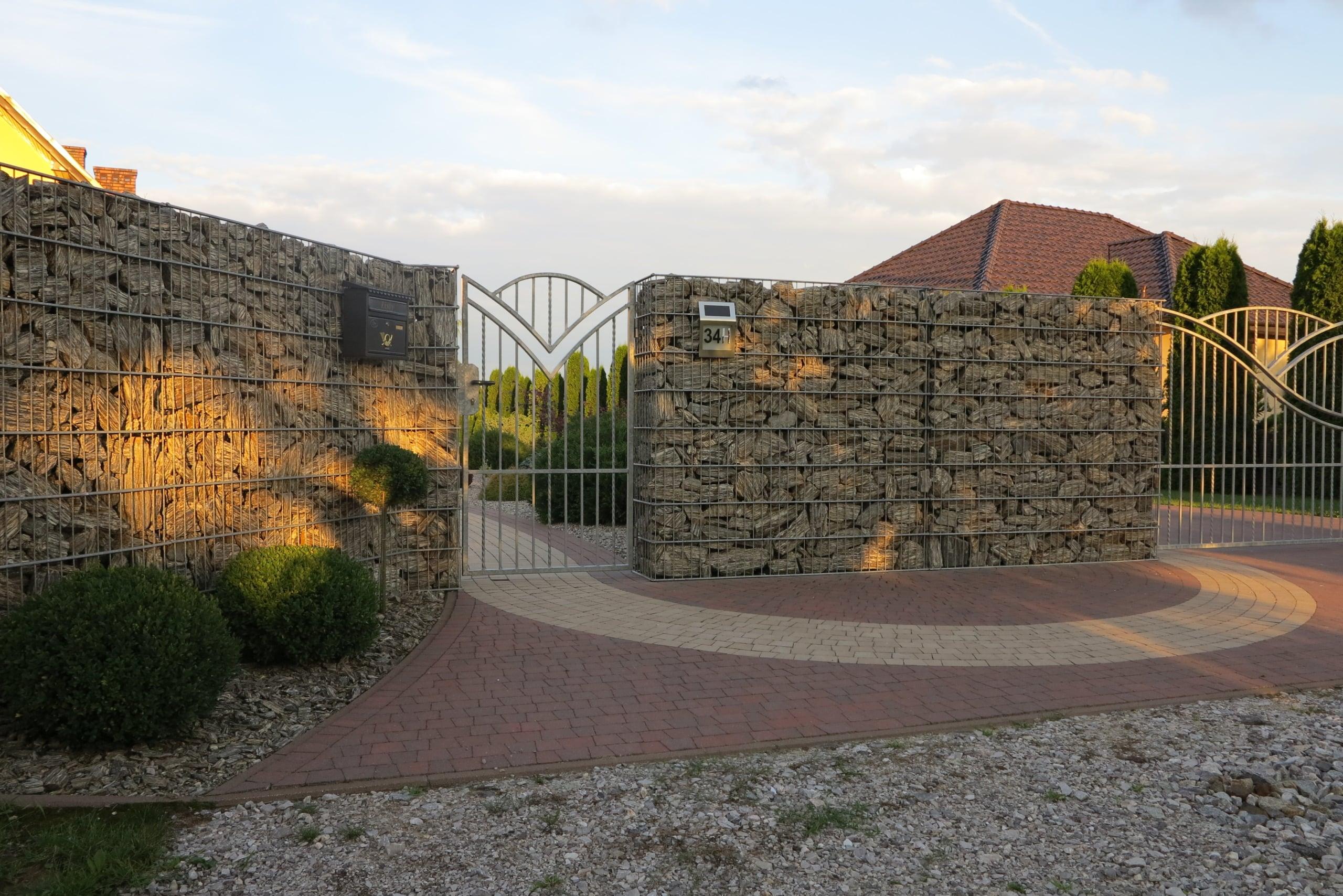 Ogrodzenie gabionowe koszt Częstochowa